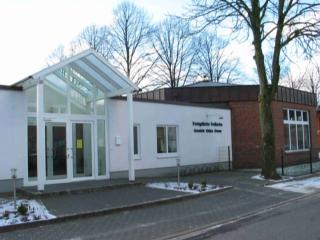 Gemeindezentrum Olympiaweg